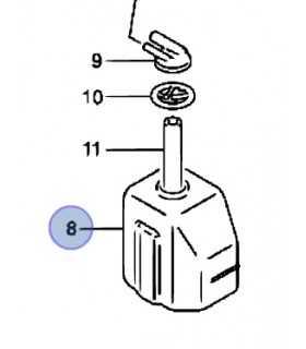 Deposito auxuliar radiador INDIA