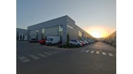 Centro de abastecimiento y distribución